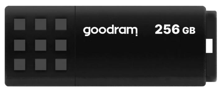 256GbUSB3.0GoodRAMUME3Black(Read60MByte/s,Write20MByte/s)