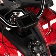 Квадроцикл2x12V7AH,4x35W,RedSpider
